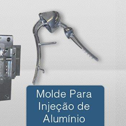 Molde Injeção Alumínio - 1