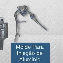 Confecção Moldes Alumínio