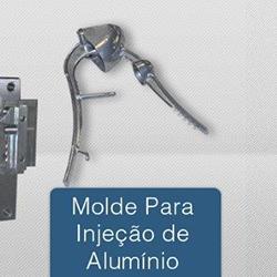 Fabricação Moldes Injeção Alumínio
