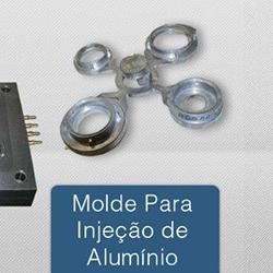Ferramentaria Moldes Injeção Alumínio