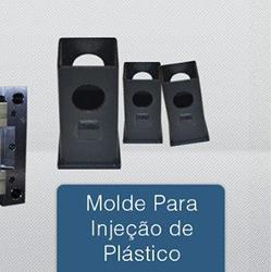 Molde Injetora Plástico